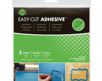 iCraft- Easy Cut Adhesive™ Sheets • Sm