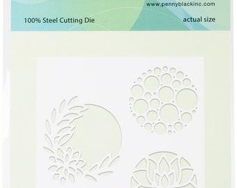 Penny Black Creative Dies-Stencil Cut