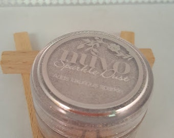 Nuvo Sparkle Dust Silver Sequin