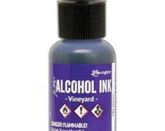 Tim Holtz - Alcohol Inks .5oz - Vineyard