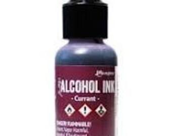 Tim Holtz - Alcohol Inks .5oz - Cranberry
