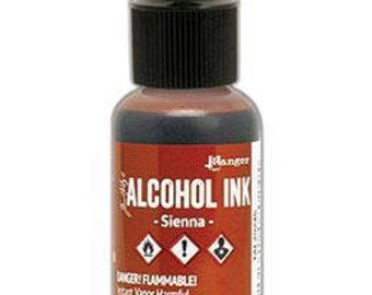 Tim Holtz - Alcohol Inks .5oz - Sienna - PRE-ORDER