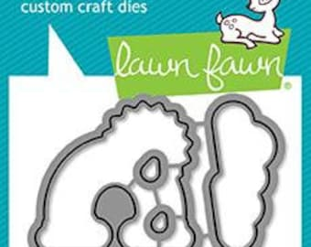 PREORDER-Lawn Fawn- Thin Metal Dies- Rain Or Shine Before 'N Afters
