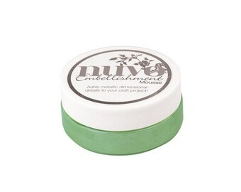 Nuvo - Festive Season Collection - Embellishment Mousse - Aloe Vera