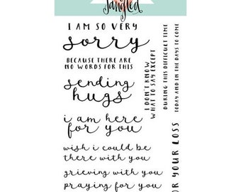 Neat and Tangled- NO WORDS- Clear Stamp Set