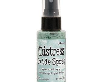 PRE-ORDER Tim Holtz Distress® Oxide® Spray Speckled Egg ( 2020 New Color)