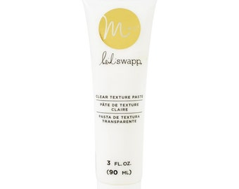 Heidi Swapp Minc-Texture Paste-Clear