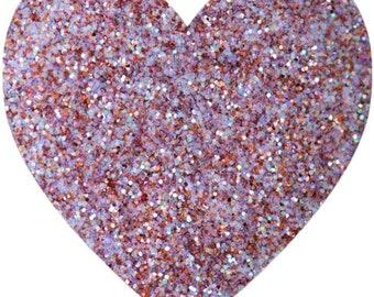 WOW- Premium Glitter Sparkles- PEACHY KEEN