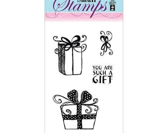 Hot Off the Press Gift stamp set