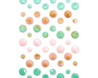 Prima - Havana Collection - Say It In Crystals - Self Adhesive Jewels