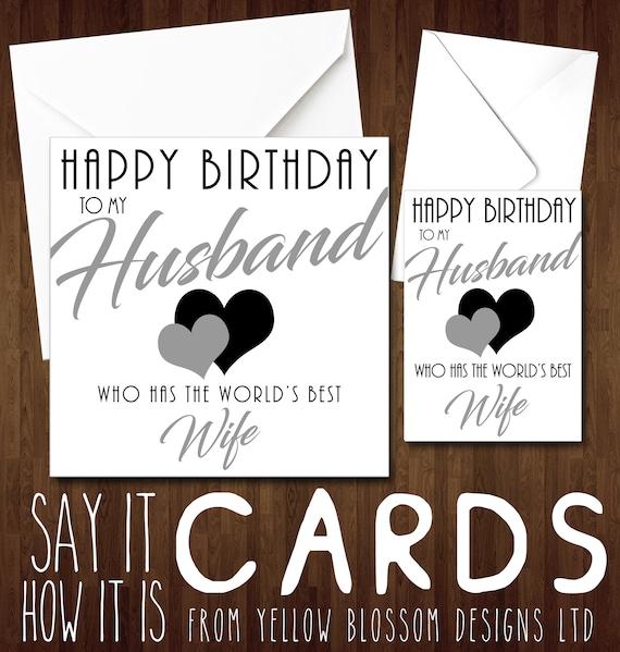 Alles Gute Zum Geburtstag Karte Mann Die Weltweit Beste Frau Etsy