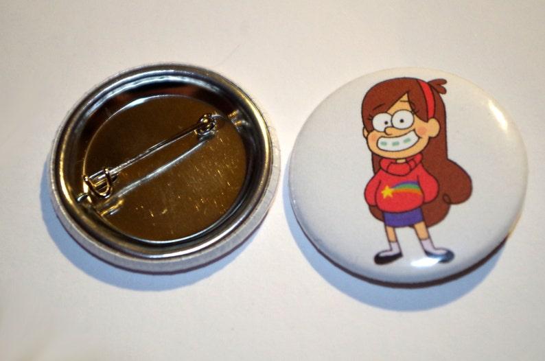Gravity Falls Waddles Pin Badge - GeekVault