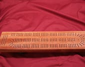 0376 Cribbage Board...