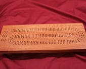 0367 Cribbage Board...