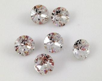 1088 ss39 Swarovski Crystal XIRIUS Chaton Round Foiled 12 pieces