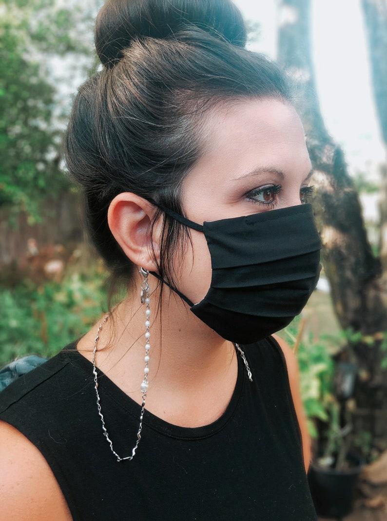 Face Mask Lanyard Face Mask Strap Face Mask Necklace Face Mask Chain Adult Face Mask Holder Necklace Back to School Face Mask Necklace