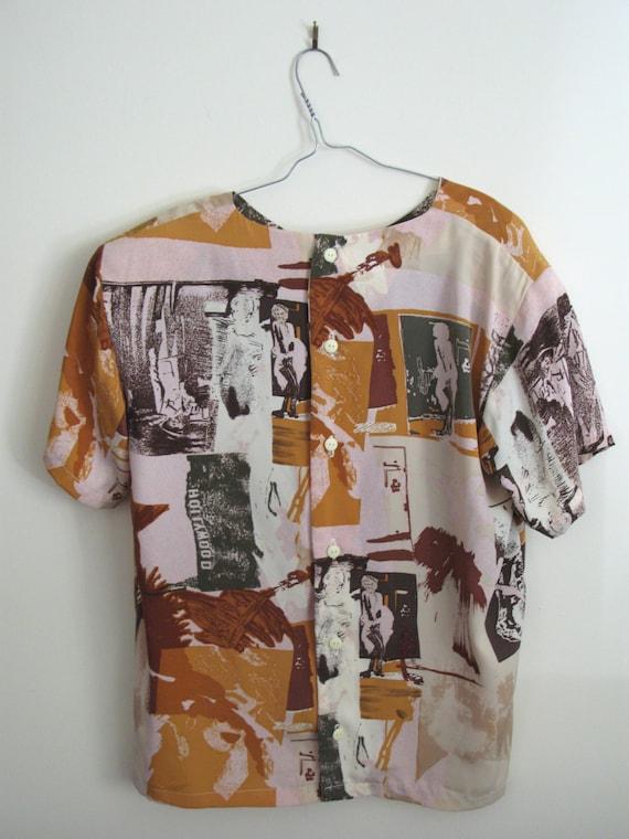 1990's Hollywood Shirt