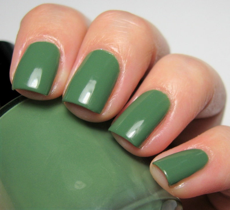 You Never Give Me Your Money  5 ml mini  fern green creme  image 0