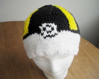 9b4fd2da8ef Pokemon Ultra Ball Pokeball Knitted Hat