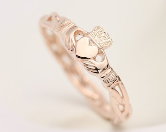 Claddagh Rings Etsy