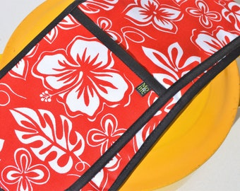 Double Oven Mitt  Handmade Pot Holder Colorful Kitchen Accent Decor/ Heat Resistant Oven Gloves Housewarming Gift