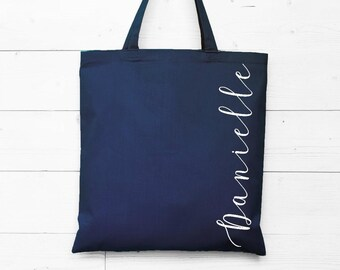 2d7d4ff435d8c1 Personalized Tote Bag for Bridesmaid