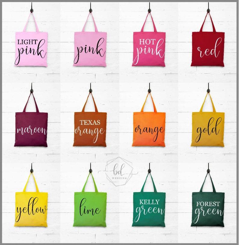 Bachelorette Gift Bridesmaid Survival Kit Bag Purple Canvas Tote Bag for Bridesmaid Gift Bachelorette Party Favors Bridesmaid Tote Bag