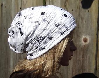 de3c0f96ead5a Fleece Felicity Cap Warm Chemo Beanie Hat Cancer Headwear