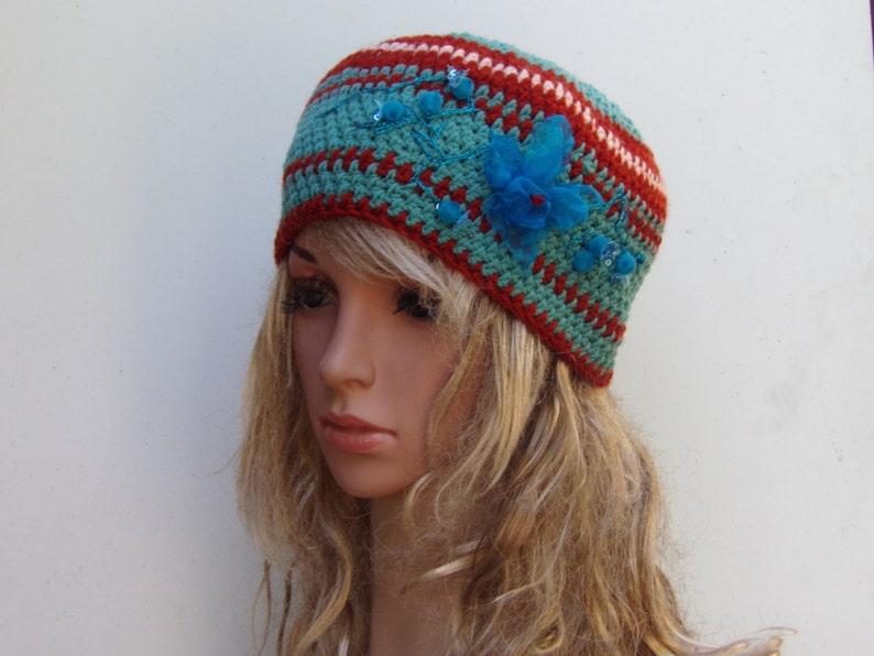 fa5fb736e79 Tams Women Hat Crochet Beanie Wool Winter Hat Best Beanie