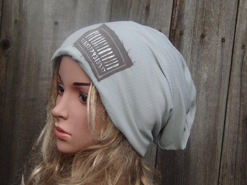 Slouchy Women Cotton Hat Chemo Hats Cancer Hats Best  d257495b72d