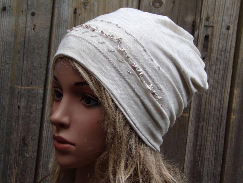 28faac004 Tams Women Hat, Chemo hat, Cotton Beanie Hat, Cancer Hats, Best Beanies,  Chemo Headwear, Tam Beanie Hat, Head Covering, Beanie Headwear
