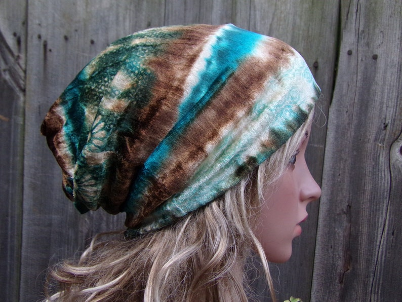 Slouchy Women Hat Tam Beanie Hat Chemo Headwear Chemo hat Beanie Headwear Head Covering Cotton Beanie Hat Cancer Hats Best Beanies