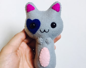 cat rainbow cats cat plushies plushie Rainbow Cat pansexual cute plushy,plushy Rainbow Cat Plush Toy Rainbows cute cats cat plushy