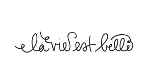 Temporary Tattoo La Vie Est Belle Life Is Beautiful Romantic Gift For Mom Mothers Day Gift French Quote Tattoos Small Wrist Tattoo 4