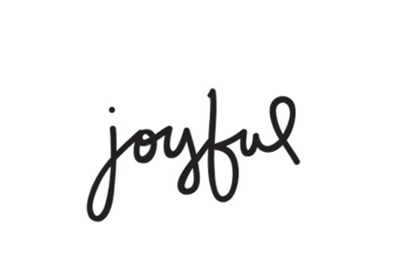 joyful temporary tattoos mothers day tattoos hand lettered image 0