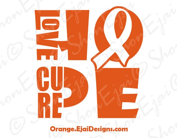 Copd Crps Kidney Cancer Leukemia Svg Multiple Sclerosis Etsy