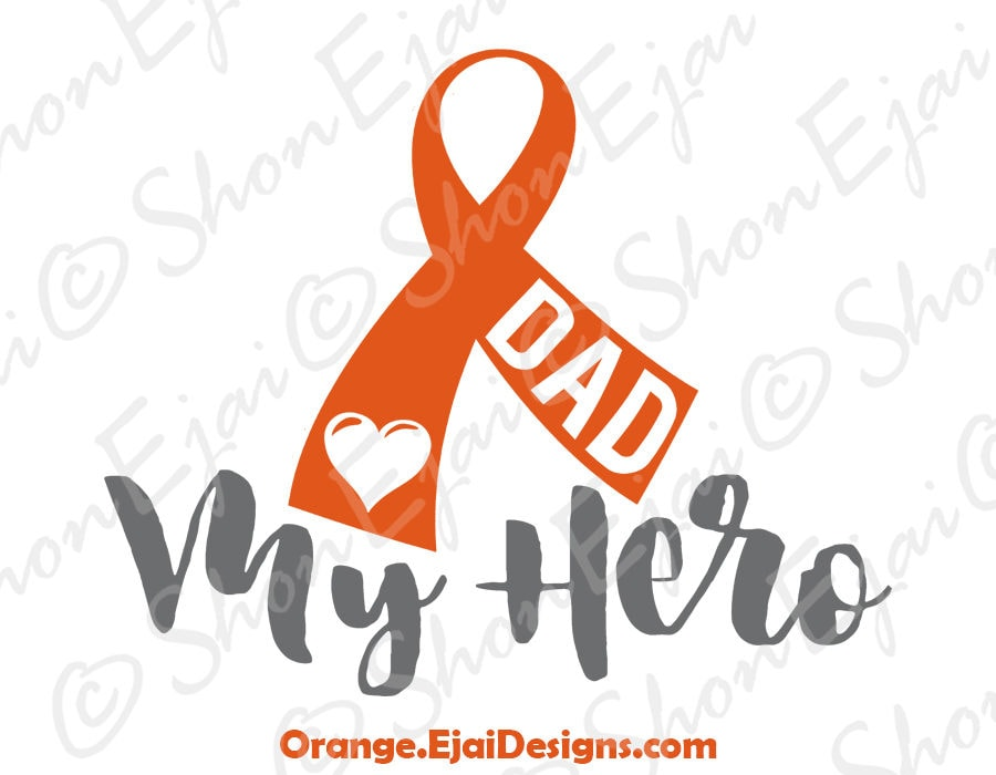 Adhd Copd Crps Kidney Cancer Leukemia Svg Multiple Etsy