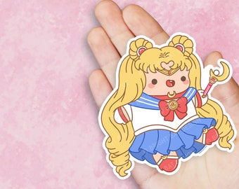 Kawaii Sailor Moon Usagi Vinyl Sticker