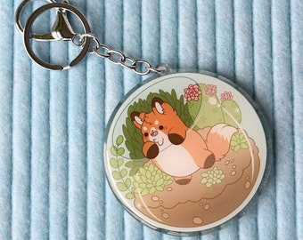 Large Charm Keychains