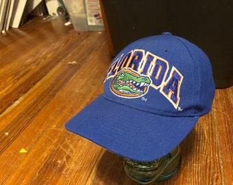 Vintage Florida Gators STARTER snapback hat - rare d926a2a86