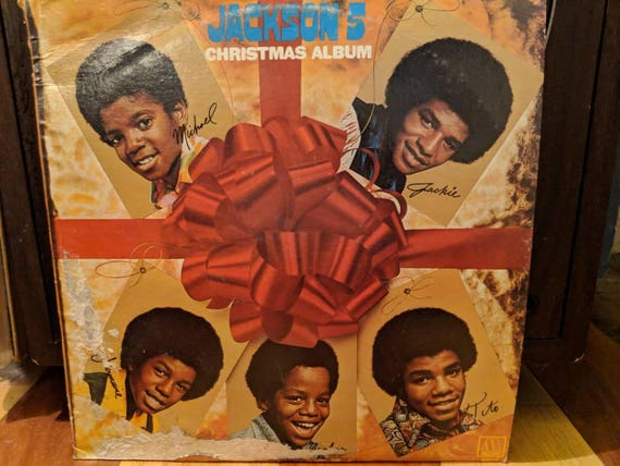 Jackson 5 Christmas.The Jackson 5 Jackson 5 Christmas Album Includes Original Inner Sleeve Vinyl