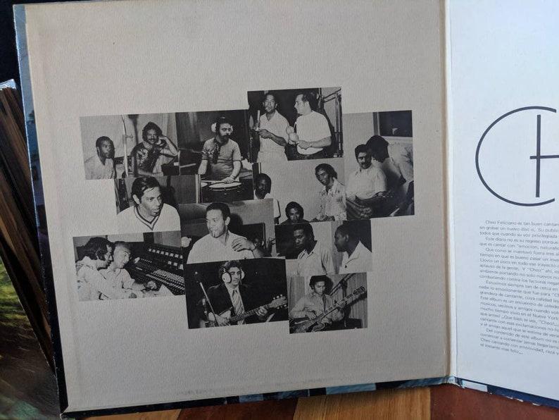 Cheo Feliciano Cheo Mono Vinyl Etsy