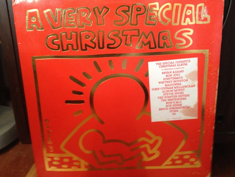 A Very Special Christmas.Various A Very Special Christmas Vinyl