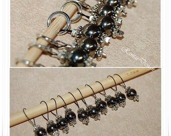 Stitch Markers Knitting stitch marker wire Ring Stitchmarker
