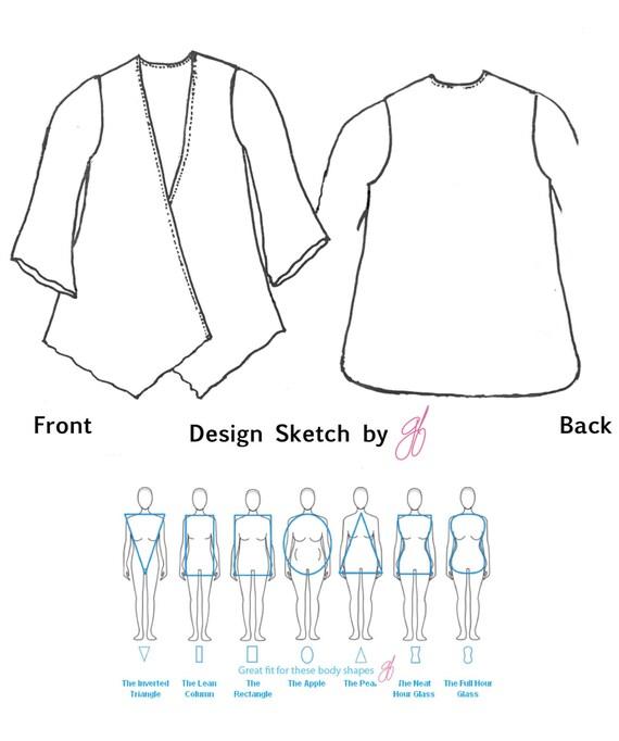 944afb4efb32b Women s Art Wear Knit Cardigan Plus Size Women s