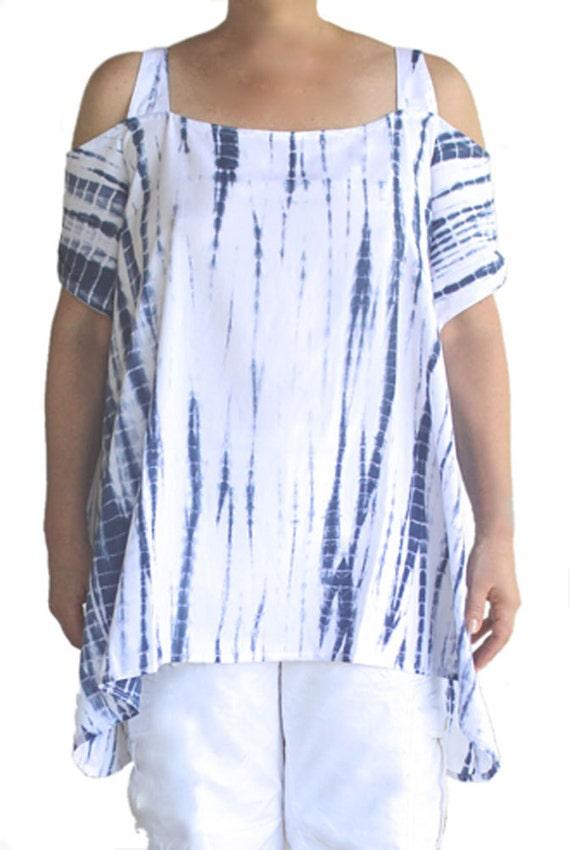 Tie Dye Plus Size Clothing