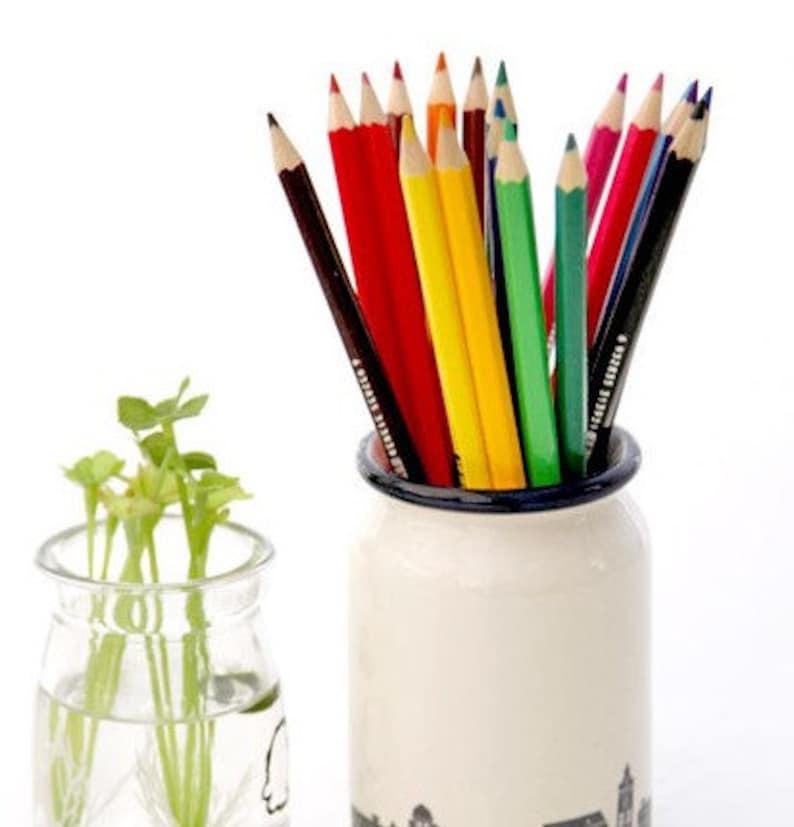 sketch drawing Set of 24pcs colorful pencil--For DIY scrapbooking