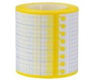 Large Memo Washi Tape -- Japanese Washi Tape -Deco tape-- 50mm x10M