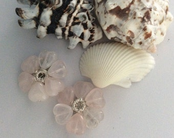 Children's bridal shoe clips