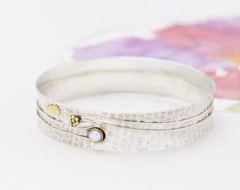 Gemstone Bracelet,Flower Jewelry,Cuff Bracelet,Jewelry Sets,Boho Bracelets,Birthstone Bracelet,Pearl Rings,Pearl Bracelet,Boho Jewelry JB074